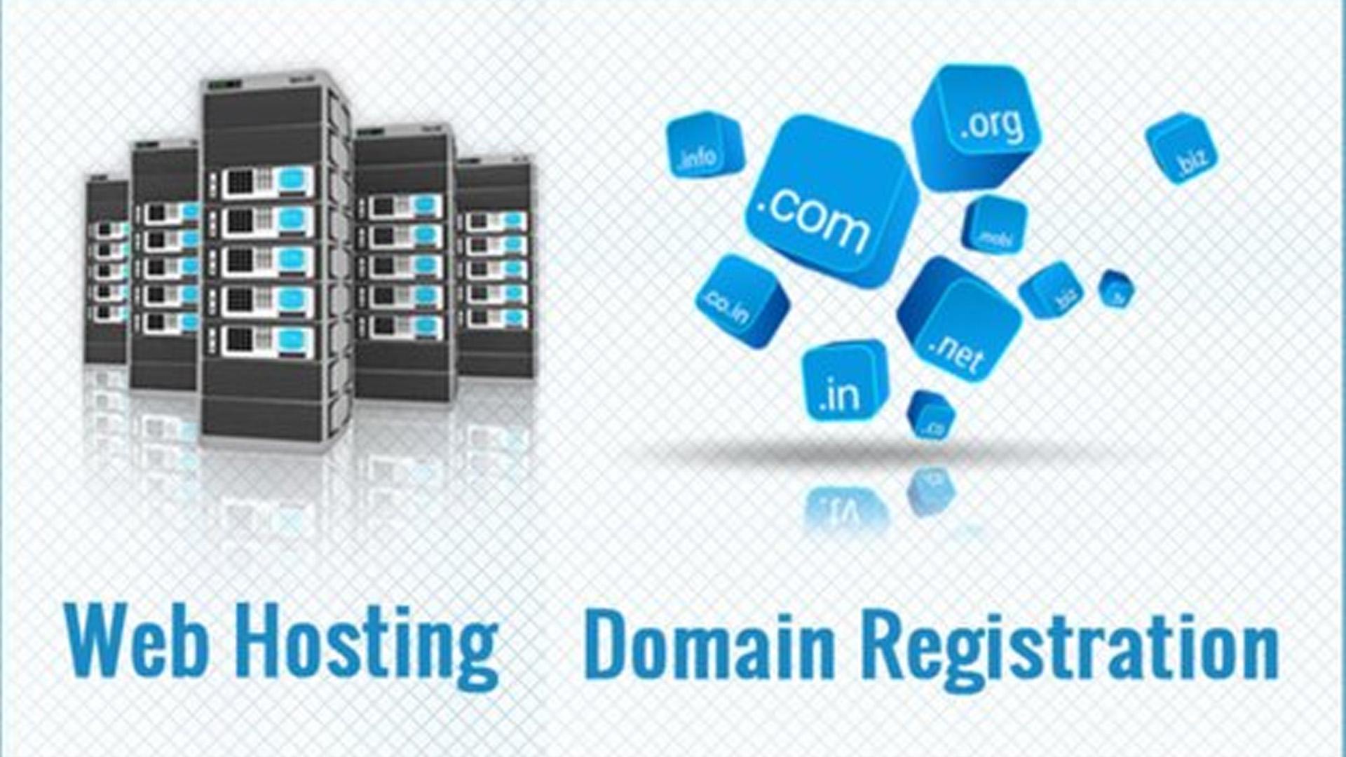 Domain & Hosting Registration