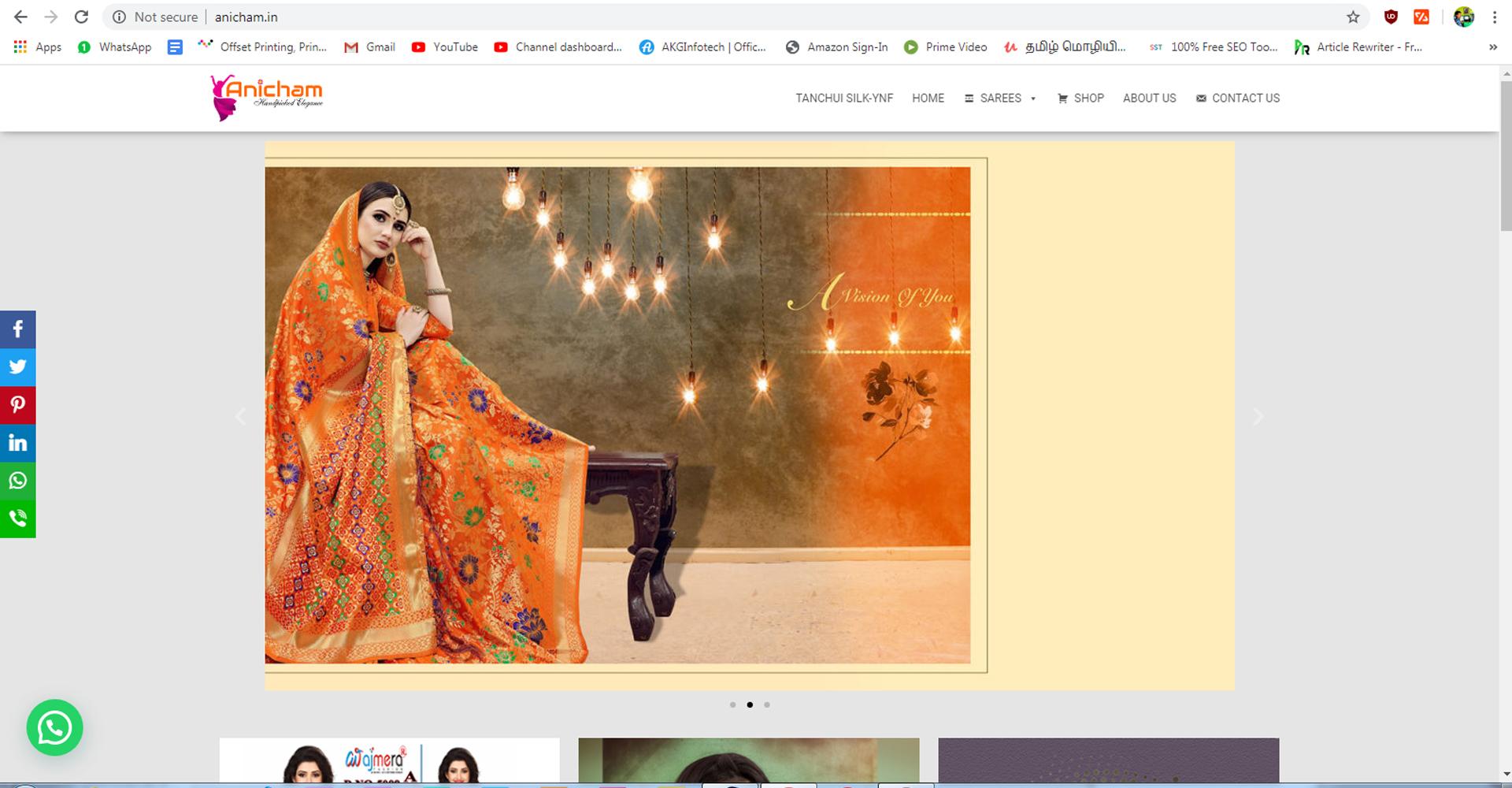 Hesita WordPress Theme